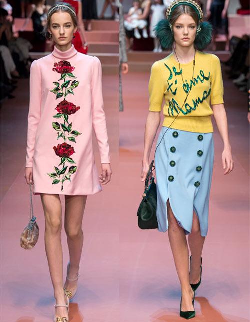 Dolce & Gabbana tôn vinh mẹ trong bộ sưu tập mới - 19
