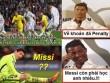 Ảnh chế tuần 1/T3: Sư phụ Penaldo, đắng lòng Costa