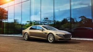 Phiên bản đặc biệt Lagonda Taraf của Aston Martin