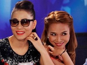 """""""Bà bầu"""" Thu Minh thay Mỹ Tâm làm giám khảo Vietnam Idol"""