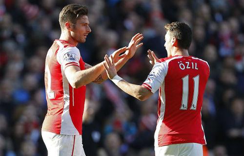 Sanchez sa sút: Điềm may cho Arsenal - 2