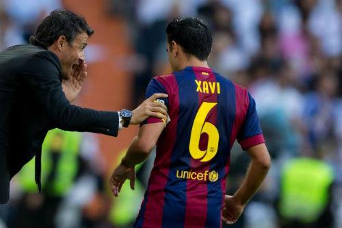 Xavi, Iniesta: Những người thừa ở Nou Camp - 2