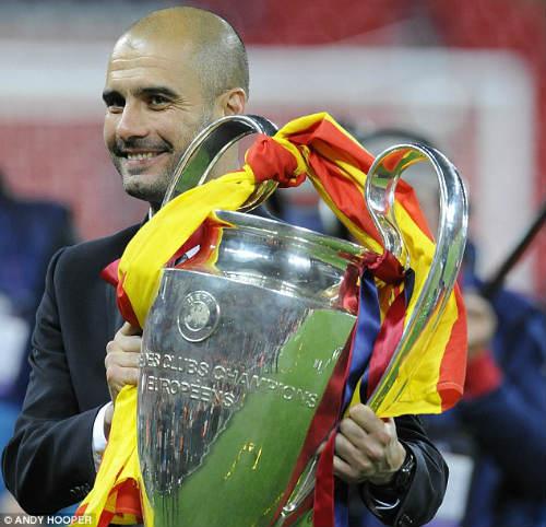 Mourinho lần 21 đoạt cúp: Vẫn thua xa Guardiola - 2