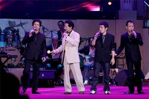 Chế Linh không dự đám cưới con trai và Thanh Thanh Hiền - 2
