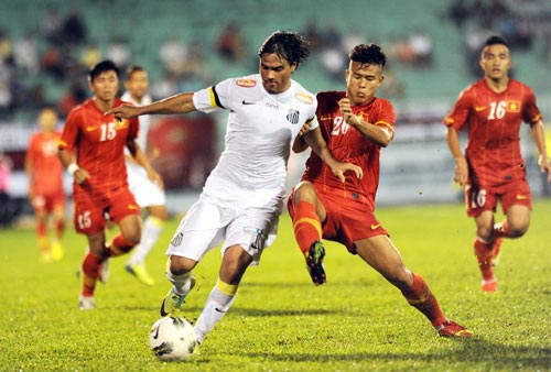 Bản quyền truyền hình vòng loại U23 Châu Á: Chưa có tiền lệ - 1