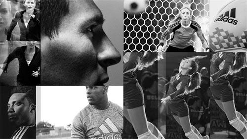 Lionel Messi trình diễn ở chiến dịch Sport 15 của Adidas - 1
