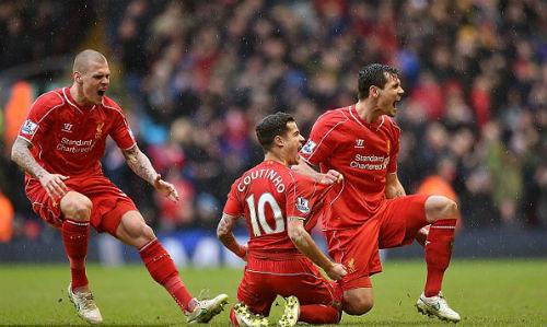 Liverpool, Man City: Bắt nạt kẻ yếu - 2