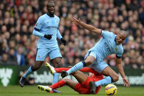 Liverpool, Man City: Bắt nạt kẻ yếu - 1