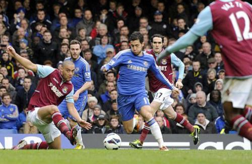 West Ham - Chelsea: Tiếp đà hưng phấn - 2