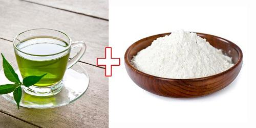 4 cách dùng mặt nạ trà xanh giúp làn da sáng mịn - 3