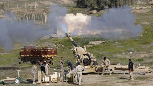 Mới đánh IS, quân đội Iraq đã hục hặc với Mỹ - 2