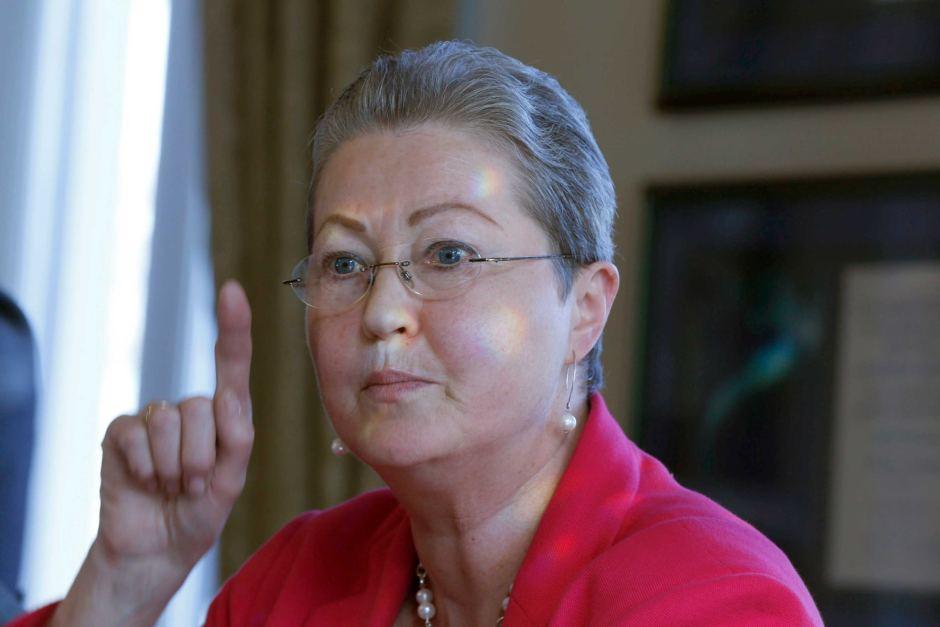"""Chủ tịch Ủy ban Nobel Hòa bình bất ngờ bị """"lật đổ"""" - 2"""