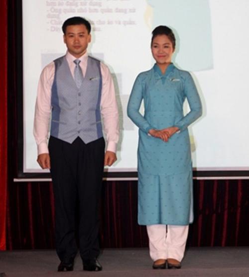 Trang phục mới của Vietnam Airlines chỉ đang thử nghiệm - 5