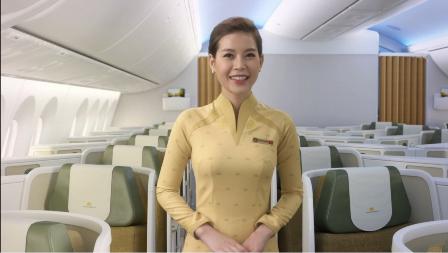 Trang phục mới của Vietnam Airlines chỉ đang thử nghiệm - 3