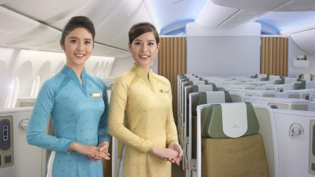 Trang phục mới của Vietnam Airlines chỉ đang thử nghiệm - 1