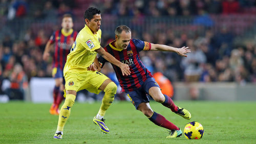 Villarreal – Barca: Khó báo thù - 2