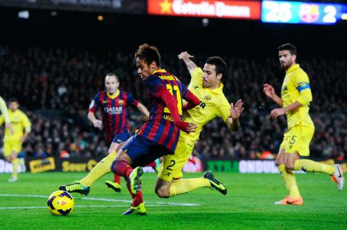 Villarreal – Barca: Khó báo thù - 1