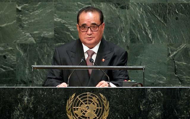 """Ngoại trưởng Triều Tiên """"dọa"""" tấn công phủ đầu Mỹ - 1"""