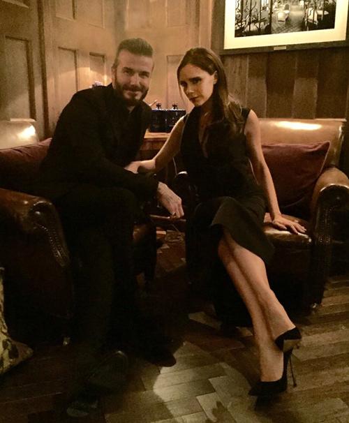 Hà Hồ, Tóc Tiên thích thú tham dự tiệc của David Beckham - 9