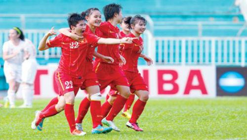 Trẻ hóa ở giải vô địch bóng đá nữ quốc gia - 1