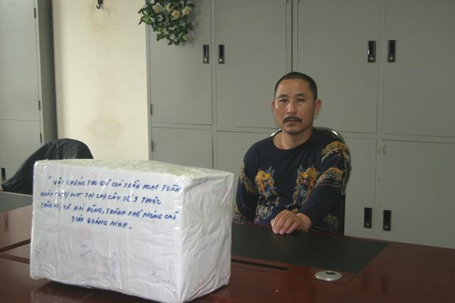 """Bắt đối tượng người nước ngoài vận chuyển 20kg ma túy """"đá"""" - 1"""