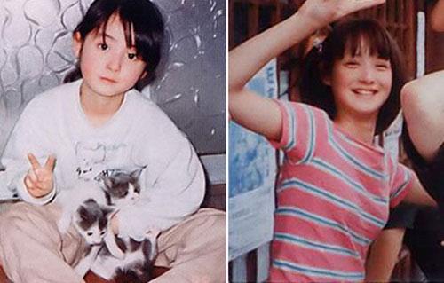 """Mỹ nhân Nhật xinh từ bé, dập tin đồn """"dao kéo"""" - 3"""