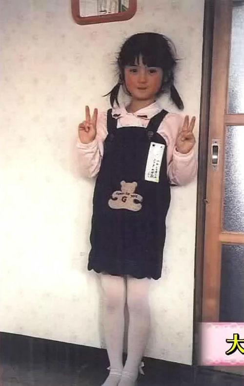 """Mỹ nhân Nhật xinh từ bé, dập tin đồn """"dao kéo"""" - 4"""
