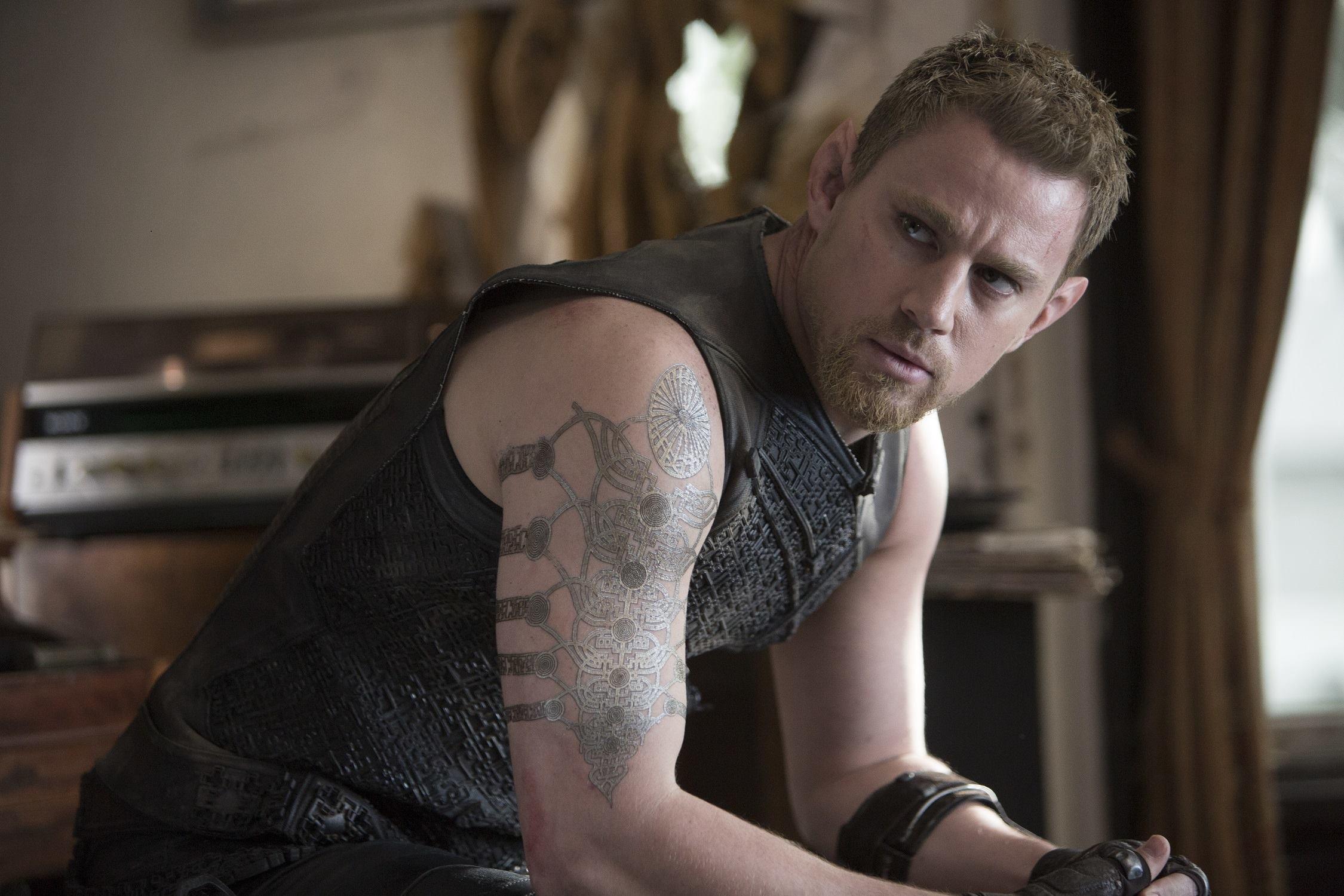 Tài tử Channing Tatum khó khăn với cảnh hôn - 2