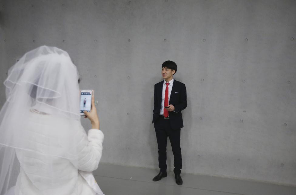 3.800 cặp đôi trên thế giới đổ về Hàn Quốc cưới tập thể - 6
