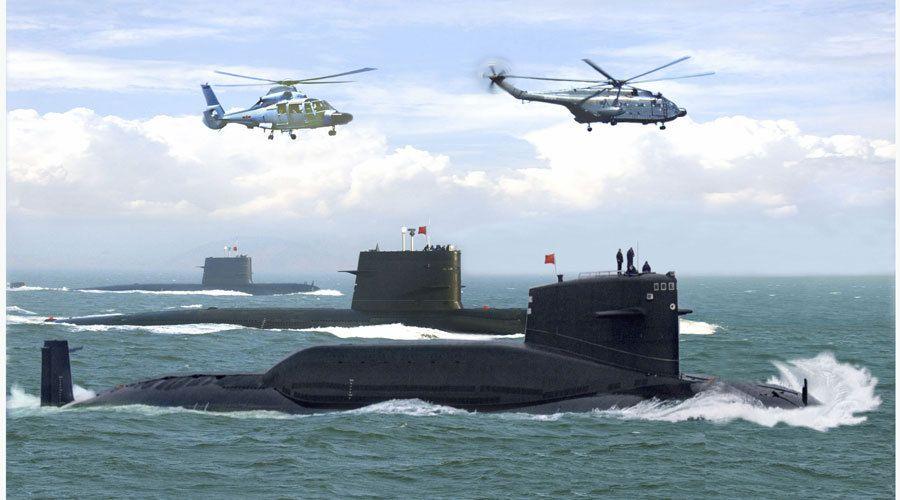 Quân đội TQ quyết tăng ngân sách sắm máy bay, tàu ngầm - 1