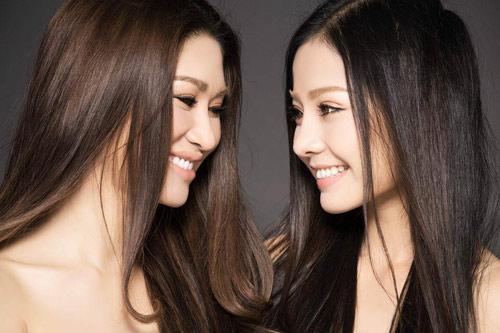 """Quỳnh Thi - Khánh Hiền cuốn hút trong bộ ảnh """"twins"""" chào 8.3 - 1"""