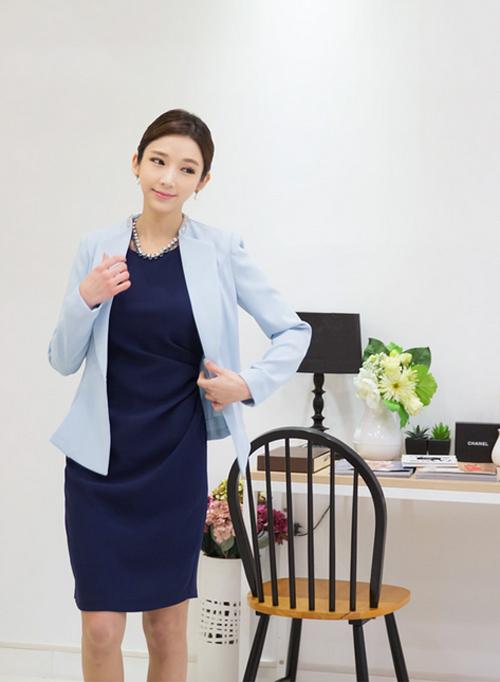 Học nàng công sở mặc đẹp và duyên dáng ngày 8.3 - 11
