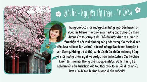 Hành trình mùi hương xuyên Việt - 8