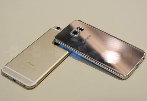 """6 tính năng vàng giúp Galaxy S6 """"ăn đứt"""" iPhone 6 - 5"""