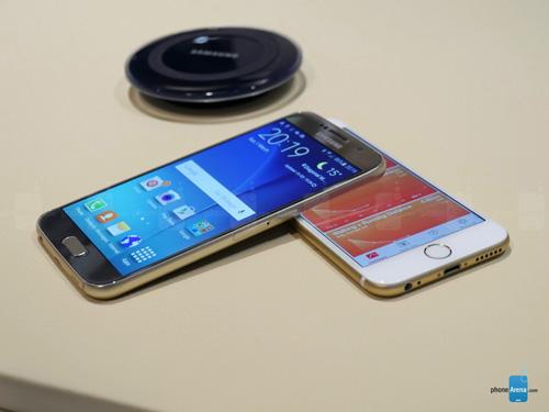 """6 tính năng vàng giúp Galaxy S6 """"ăn đứt"""" iPhone 6 - 1"""