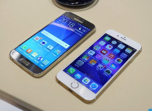 """6 tính năng vàng giúp Galaxy S6 """"ăn đứt"""" iPhone 6 - 3"""