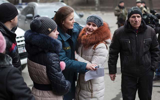 Đông Ukraine: Nổ mỏ than, ít nhất 30 người chết thảm - 1