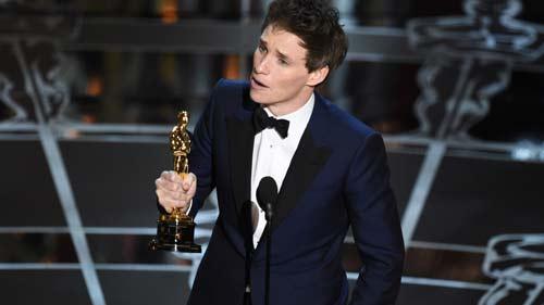"""Hé lộ tạo hình gây sốc của anh chàng """"cao giá"""" nhất Oscar - 3"""