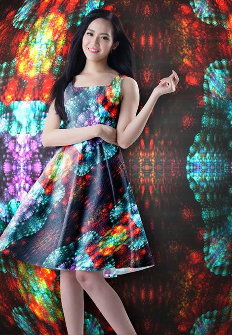 """Thời trang và phong cách cùng BST """"Không gian & Sự sống"""" - 2"""