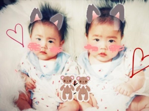 Những cặp song sinh thú vị nhất showbiz Hàn - 3
