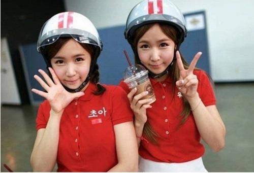 Những cặp song sinh thú vị nhất showbiz Hàn - 6