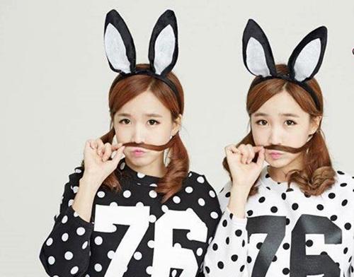 Những cặp song sinh thú vị nhất showbiz Hàn - 7