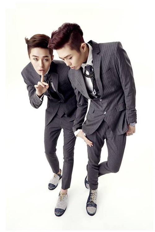 Những cặp song sinh thú vị nhất showbiz Hàn - 12