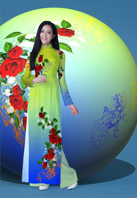 Kim Dung đọ sắc cùng Ngọc Quý trong BST mới của Thái Tuấn - 6