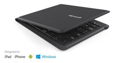 Microsoft mang bàn phím di động tới MWC 2015 - 1