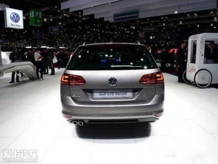 Cận cảnh phiên bản xe du lịch Volkswagen Golf GTD mới - 3