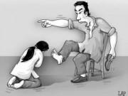 Bạo hành giới và nỗi đau truyền kiếp