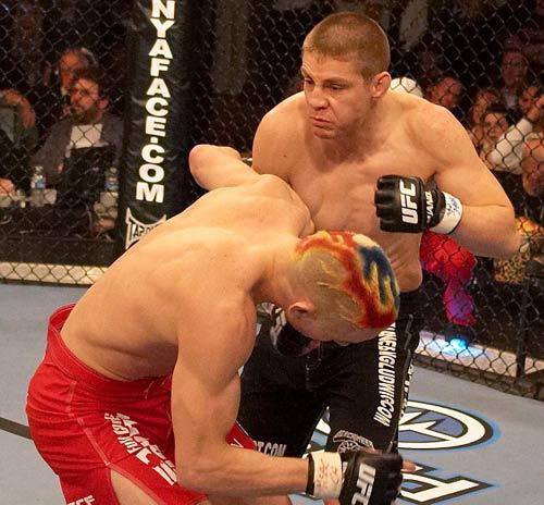 5 trận đấu hạ màn nhanh nhất lịch sử UFC - 5
