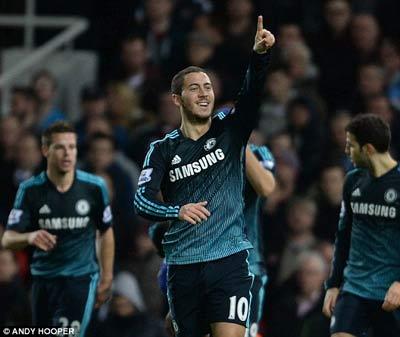 TRỰC TIẾP West Ham - Chelsea: Người hùng Hazard (KT) - 3