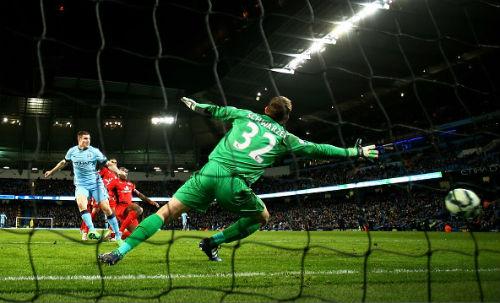 Man City - Leicester: Gồng mình chống đỡ - 1